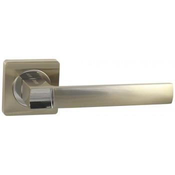 Дверная ручка V02D матовый никель (Товар №  ZA11586)