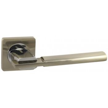 Дверная ручка V03D матовый никель (Товар №  ZA11587)
