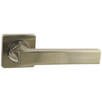 Дверная ручка V04D матовый никель (Товар №  ZA11588)
