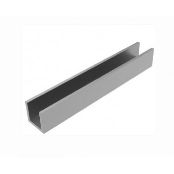 Нижняя направлющая L2 2м (10*13*10) алюминий (Товар №  ZA11699)