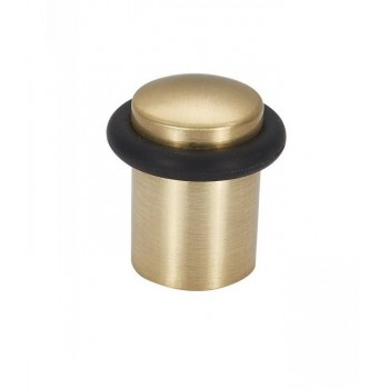 Дверной ограничитель DS2SB матовое золото (Товар №  ZA11760)
