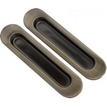 Ручка для раздвижных дверей  , Цвет - Матовый хром (Товар № ZF134325)