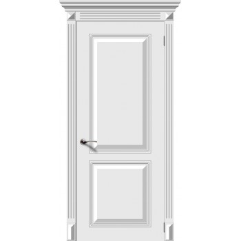 Блюз Белый , Цвет - Белый, Тип - Глухое, Размер - 2000*600 (Товар № ZF135976)