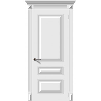 Багет 3 , Цвет - Белый, Тип - Глухое (Товар № ZF135991)