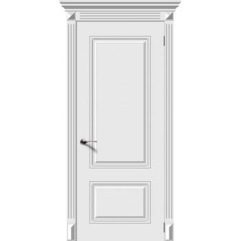 Ноктюрн , Цвет - Белый, Тип - Глухое, Размер - 2000*700 (Товар № ZF136016)