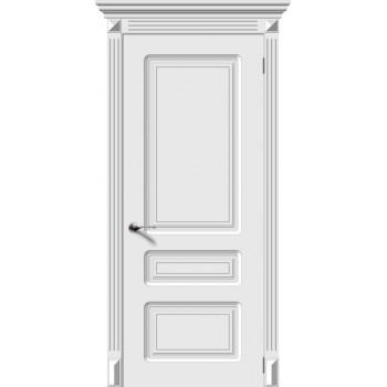Трио , Цвет - Белый, Тип - Глухое, Размер - 2000*700 (Товар № ZF136024)