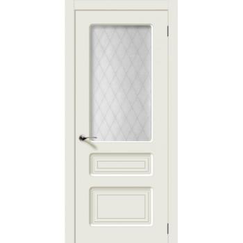 """Капри , Цвет - РАЛ 9010, Тип - Остекление """"Белое матовое Кристалл"""", Размер - 2000*600 (Товар № ZF136516)"""