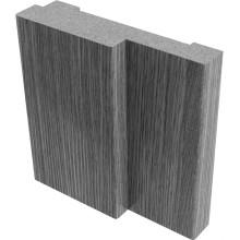 Коробки МДФ (ПВХ)  , Цвет - Беленый дуб, Тип - Полукруглая, Размер - 70*26*2070 (Товар № ZF132419)