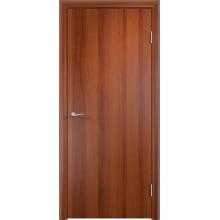 Дверное полотно гладкое ДПГ  , Цвет - Итальянский орех, Тип - Глухое, Размер - 2000*800 (Товар № ZF133502)