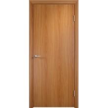 Дверное полотно гладкое ДПГ  , Цвет - Миланский орех, Тип - Глухое, Размер - 2000*600 (Товар № ZF133490)