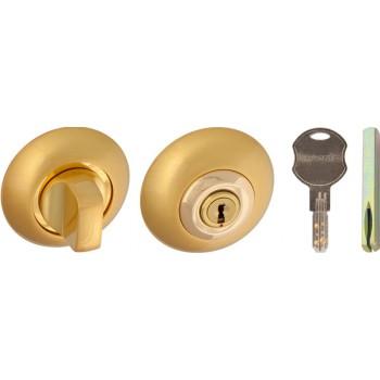 Фиксатор-ключ под санузловый механизм , Цвет - Матовое золото (Товар № ZF134197)