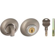 Фиксатор-ключ под санузловый механизм , Цвет - Хром (Товар № ZF134199)