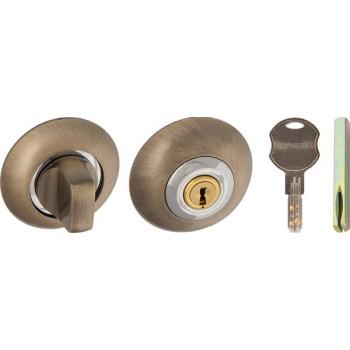 Фиксатор-ключ под санузловый механизм , Цвет - Бронза (Товар № ZF134198)