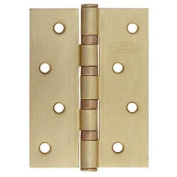 Петля универсальная прямая , Цвет - Матовое золото (Товар № ZF134302)