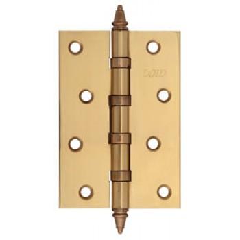 Петля универсальная фигурная , Цвет - Матовое золото (Товар № ZF134308)