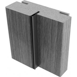 Коробка Мегаполис , Цвет - Серый кедр, Размер - 70*28*2070  (Товар № ZF166181)