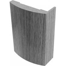 Наличник Мегаполис , Цвет - Белый кипарис, Размер - 24*70*2150  (Товар № ZF166189)
