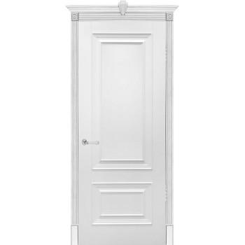 Бергамо , Цвет - Белый, Тип - Глухое (Товар № ZF200755)