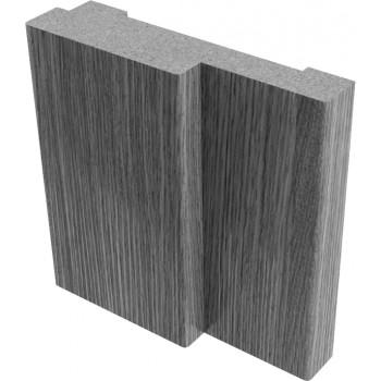 Коробки квадратные сосна (Тип С) , Цвет - Дуб седан, Тип - Сосна (Товар № ZF199503)