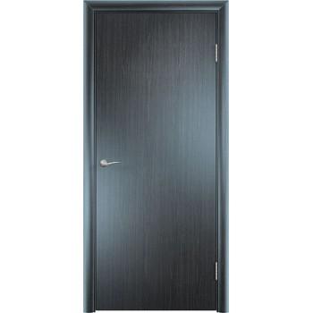 Дверное полотно гладкое ДПГ  , Цвет - Венге 2, Тип - Глухое (Товар № ZF199618)
